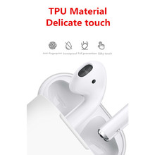 Get more info on the Soft Case For Airpods For Air Pods Shockproof Earphone Protective Cover Waterproof for iphone 7 8 Headset Accessories