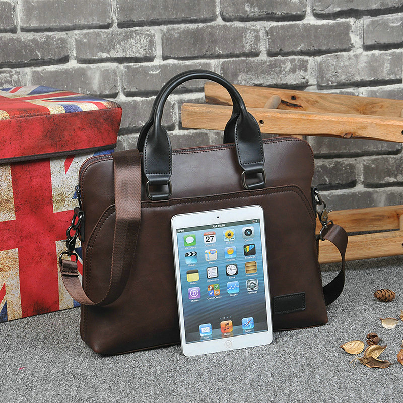 New Design PU Leather Briefcase for Men photo show