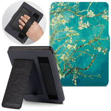 Купить с кэшбэком AROITA Case for Kindle Paperwhite(7th Generation-2012/2013/2015/2017 Released)e-Books Handheld bracket portable protective cover