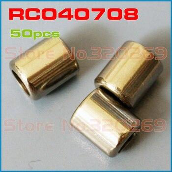 """50pcs RC040708 RC040708 One Way Clutch 1/4""""x 7/16""""x 1/2"""" inch shaft Nadel bearing 6.35x11.11x12.7mm"""