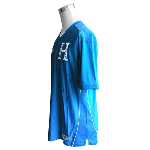 ebd86ae66 Honduras jersey with all logoes Grade Origina FREE SHIPPING thailand  quality world cup soccer jersey soccer shirt-in Soccer Jerseys from Sports  ...