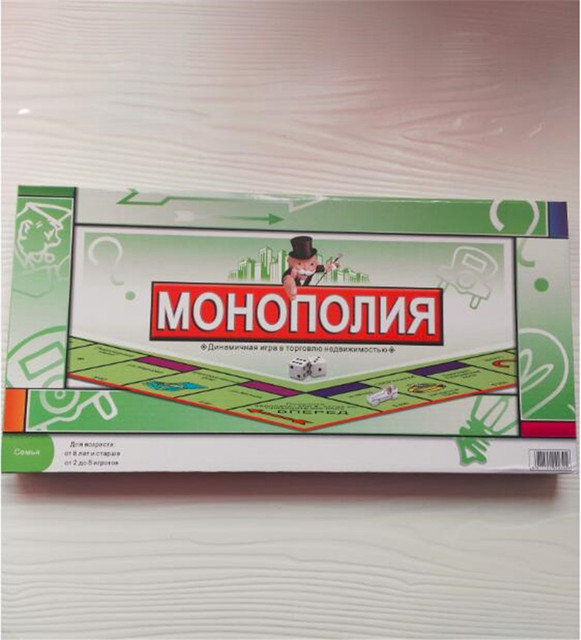 Funny Russian Tycoon Scrabble Games Kid Crossword Board Spelling Games Word Matching Anagrams 2 Colors
