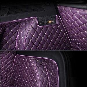Image 5 - HeXinYan Пользовательские Коврики для багажника автомобиля для Haval всех моделей H1 H6 H8 H2 H3 H5 H9 H7 H2S H6coupe автостайлинг автомобильные аксессуары