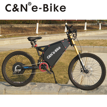 2018 Powerful 48v 1000w Stealth bomber electric bike mountain bike enduro ebike