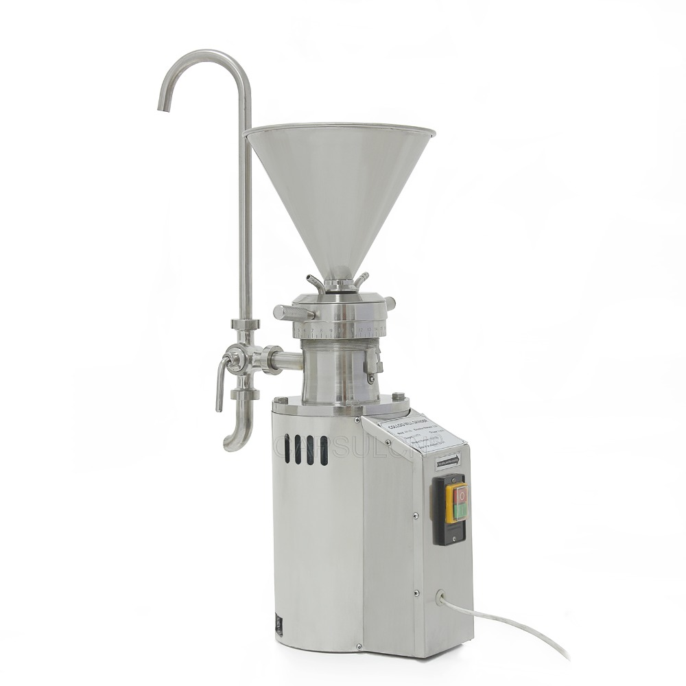 JM-L65 Laboratory Scale Colloid Mill,High Quality Grinder Machine(220V/110V) цена