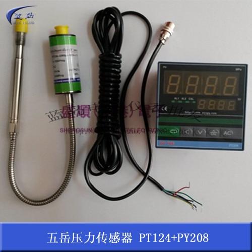 Pressure Sensor High Temperature Melt Pressure Sensor PT124+PY208