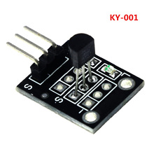 Smart Electronics KY-001 3pin DS18B20 Temperature Measurement Sensor Module KY001 for arduino Diy Kit