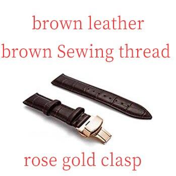 brown rose gold