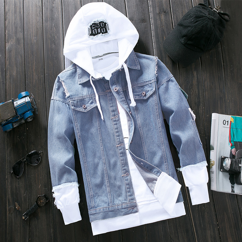 Cheap Wholesale 2019 New Autumn Winter Hot Selling Men's Fashion Netred Casual  Work Wear Nice Jacket  MW396