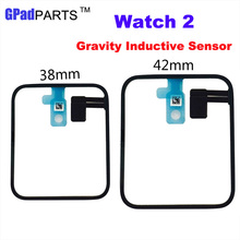 Replacement Gravity Induction Senseing Coil Flex Cable For Apple Watch Series 2 Lcd Force Touch Sensor parts 38mm / 42mm