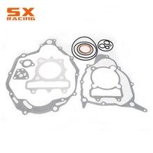 Motorcyle Engine Crankcase Paper Pad Overhaul Package Whole Motorbike Gasket Set For YAMAHA XT225 92-07 TTR225 99-04 TTR230