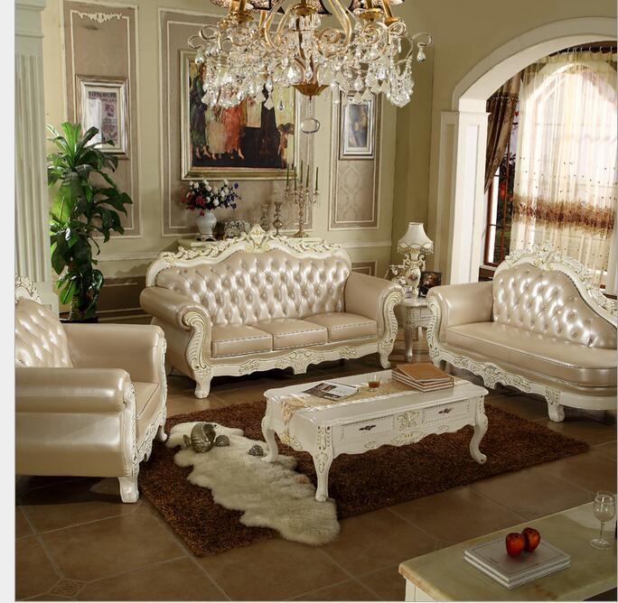 European leather sofa leather living room size of 123 ...