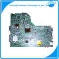 Motherboard laptop original para asus k54hr motherboard com cpu i3 rev2.1 pga989 ddr3 usb3.0 perfeito funcionamento