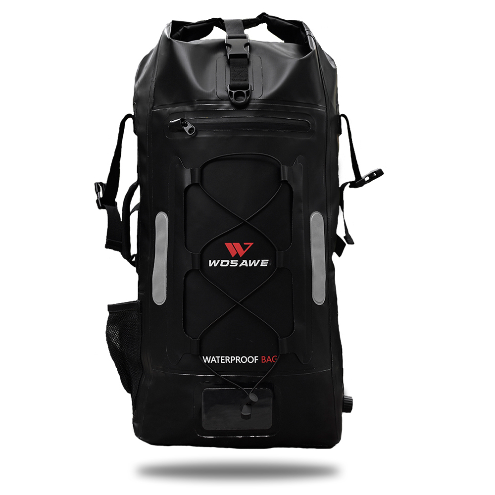 WOSAWE PVC 100 Waterproof Motorcycles Bags Motorbike Bag Motocross Racing Backpack Travel Hiking Luggage Moto Tank Tail Bag