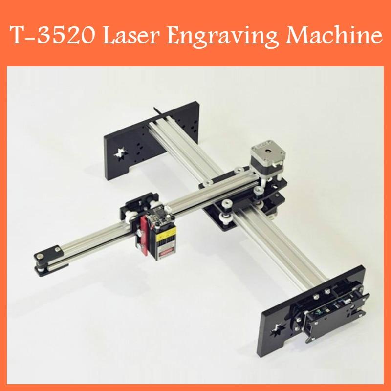 T-3520 Laser Engraving Machine Desktop Cnc Router USB Laser Engraver Laser Cutter Automatic Computer DIY Laser Engraving Machine