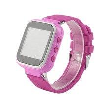 """Multifunción T06S Niños Reloj Inteligente GPS LBS Posicionamiento 1.44 """"Pantalla a Color de Múltiples Idiomas Con SOS Botón Perdido Contra Reloj"""