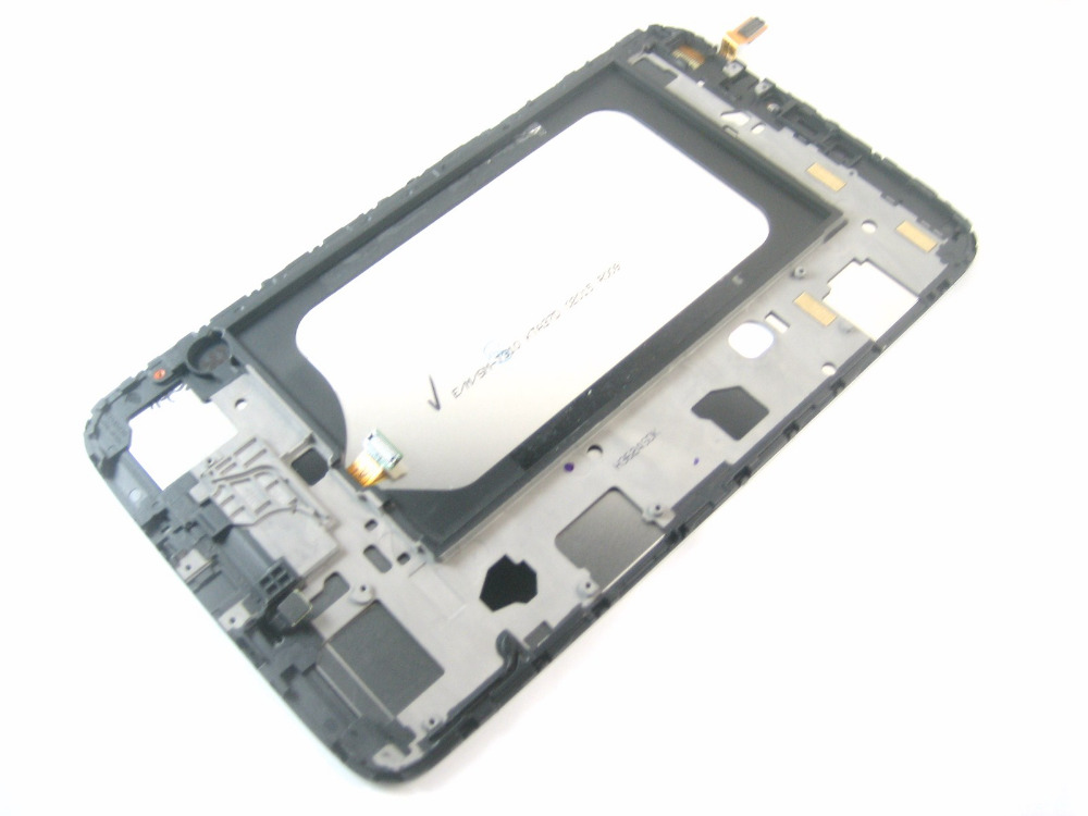 Full LCD Display + Touch Screen Digitizer + Frame for Samsung Galaxy Tab 3 8.0 SM-T310 T310 (wifi) White white 8inch for samsung for galaxy tab 3 sm t310 t310 lcd display screen touch digitizer sensor full assembly tablet pc