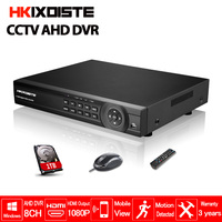 Factory 8CH AHD DVR 1080N CCTV Recorder Camera Network Onvif 8 Channel IP DVR NVR 1080P
