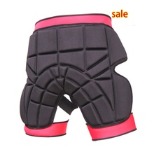 Thick Hip Pads Crash Impact Padded Shorts Guard Butt Protective Outside Wear Gear For Ski Snowboard Ice Skating Ice Hockey