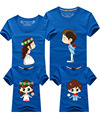 Cute Family Matching Clothes 11 Colors Matching Mother Daughter Family Clothing Girl Boys Clothes vetement garcon