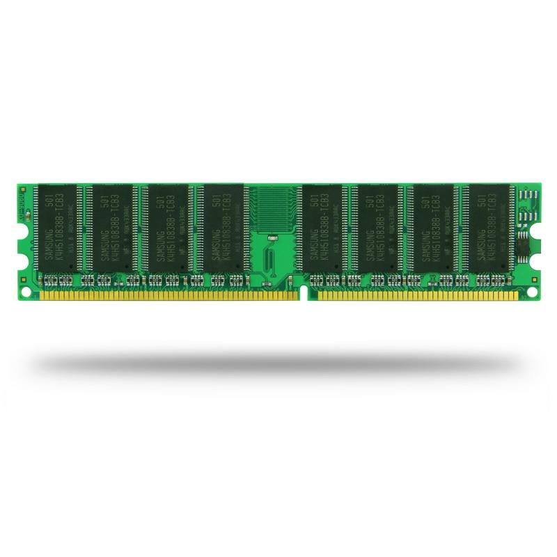 DDR1 PC 3200 DDR 400 / PC3200 512 MB 1 GB Desktop RAM-geheugen - Computer componenten - Foto 1