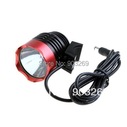 5pcs/lot 2 in1 T6 Bike Light & Headlight CREE XMLT6 LED1200 Lumens 3 Mode Waterproof Bicycle Light + 8.4v Battery Pack + Charger