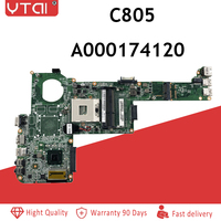 A000174120 DABY3CMB8E0 C805 Motherboard For Toshiba Satellite L840 L845 C840 C845 Laptop Motherboard Tested