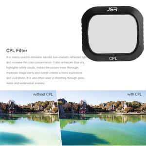 Image 5 - Para dji mavic 2 pro filtro mcuv cpl C PL densidade neutra polar vidro para dji mavic2 pro/profissional protetor zangão acessórios
