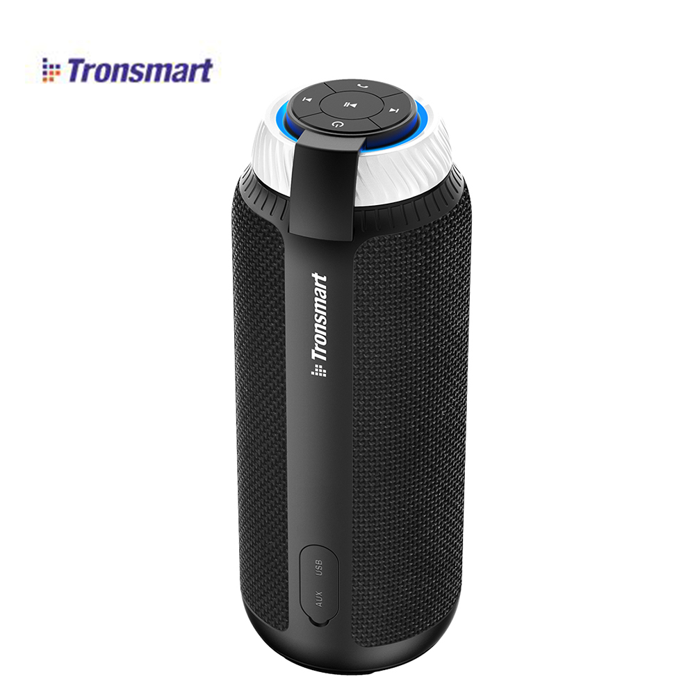 Tronsmart Element T6 25W DSP Portable Bluetooth Speaker with 360 Stereo Sound Deep Bass outdoor portable