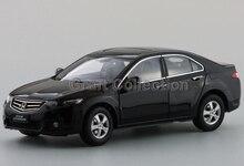 Rare Collection Black 1/18 Honda SPIRIOR (Accord Euro) 2009 Alloy Metal Car Miniature Model