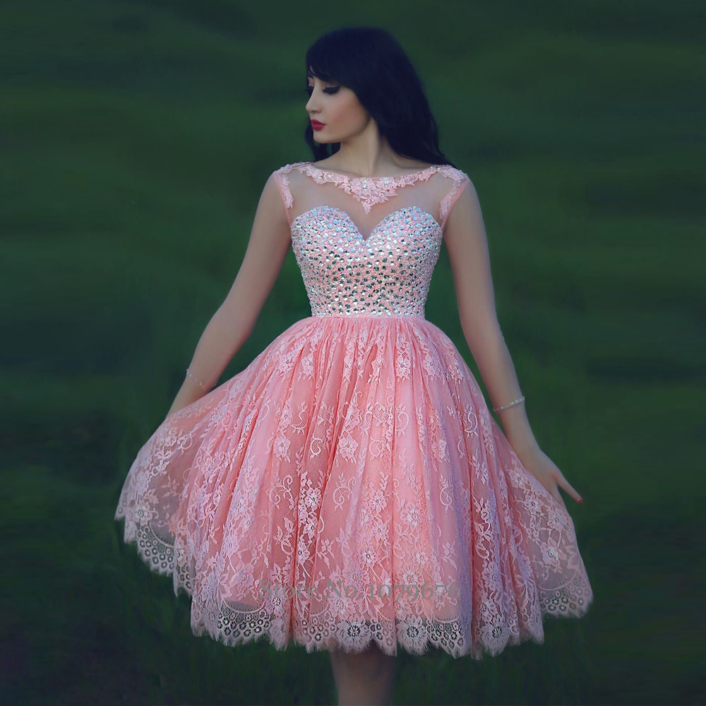 Compare Prices on Pretty Short Prom Dresses- Online Shopping/Buy ...