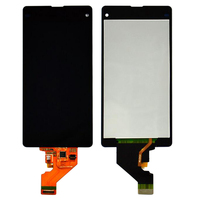 LCDs For SONY Xperia Z1 Compact LCD Display Touch Screen Digitizer Assembly Replacement M51w D5503 For SONY Z1 Mini