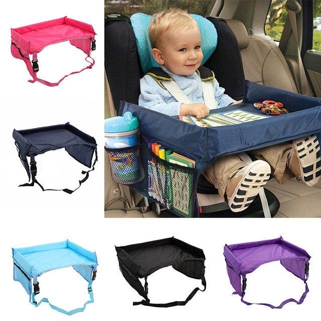 Rangement voiture bébé Table parcs bébé jouets rangement étanche linge de Table sac de rangement étanche jouets Table plateau voiture décoration
