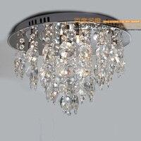 Home led crystal plafondlamp G4 led Ster licht slaapkamer crystal verlichting Europese post moderne babykamer kids plafond verlichting