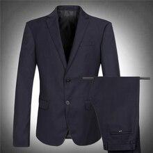 Obesi Primavera set giacca del vestito degli uomini di alta qualità di modo di grande uomo del Branello di alta qualità bordo anteriore Molto di grandi dimensioni, più taglia M 5XL 6XL