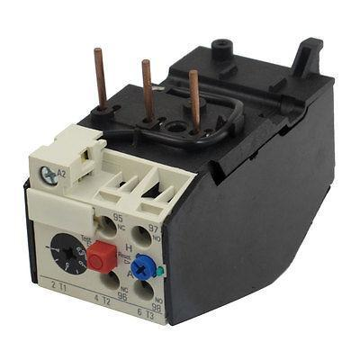 JRS2-25 4-6.3A Current Protection Thermal Overload Relay 2 pin thermal overload protection