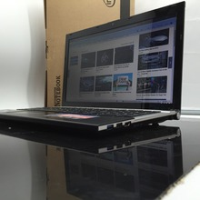 With DVD-RW 1366X768P screen 8G ram 500G HDD Expandable hard drive 15.6 inch laptop Intel Celeron J1900 2.0GHz in camera