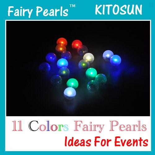 300 pcs lote decoracao do partido led light mini flutuante a prova d agua 2 cm