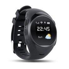 ZGPAX S888 WIFI Smart watch Children Elder SOS GPS Tracking Smartwatch Anti-lost Alarm iOS Android Phone For Elder Care Gift