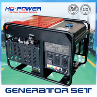 15kw Small Engine All In One Generator Gasoline Generating