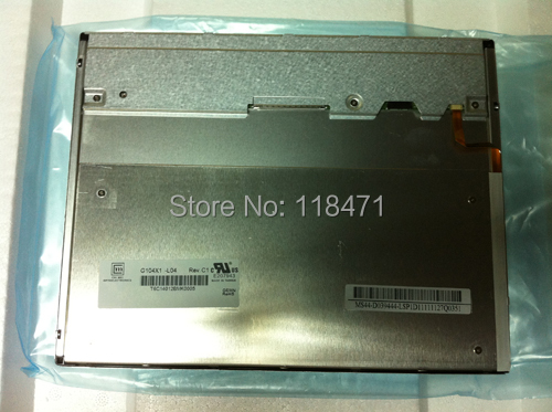 Original A+ Grade G104X1-L04 10.4″LCDPanel for CMO 1024(RGB)*768 (XGA)
