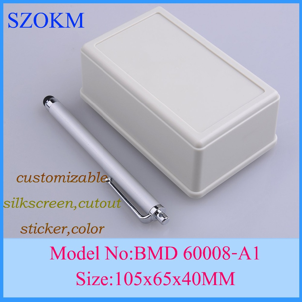 1 Piece Junction Box Cover Plate Electrical Types External Bo Enclosure 105x65x40mm