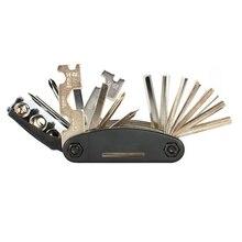 HOT Bicycle Multi Mini Repair Tool Kit Bike Multitools Pocket  HV99