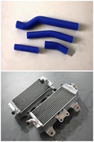 High Performance 32mm L R Aluminum Alloy Radiator Silicone Hose For Yamaha YZ450F 2007 2009 WR450F