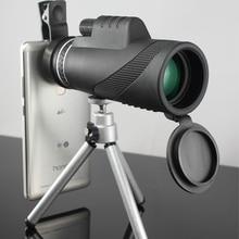 Высокое Качество 40×60 Мощный Бинокль Увеличить Бинокулярный Бинокль Большой Ручной Телескопы Военная HD Профессиональный Охота