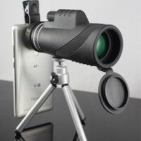 High Quality 40x60 Powerful Binoculars Zoom Binocular Field Glasses Great Handheld Telescopes Military HD Professional Hunting