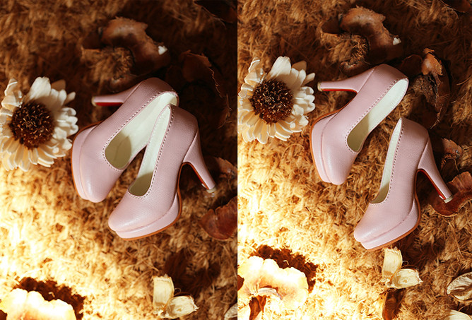 BJD doll shoes for women are suitable for 1/3 DD fashion different styles of high heel doll accessories