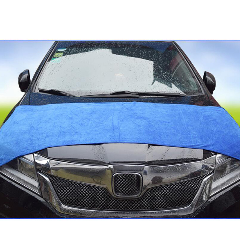 160*60cm superfine fiber car cleaning wash towel car-styling Big Size