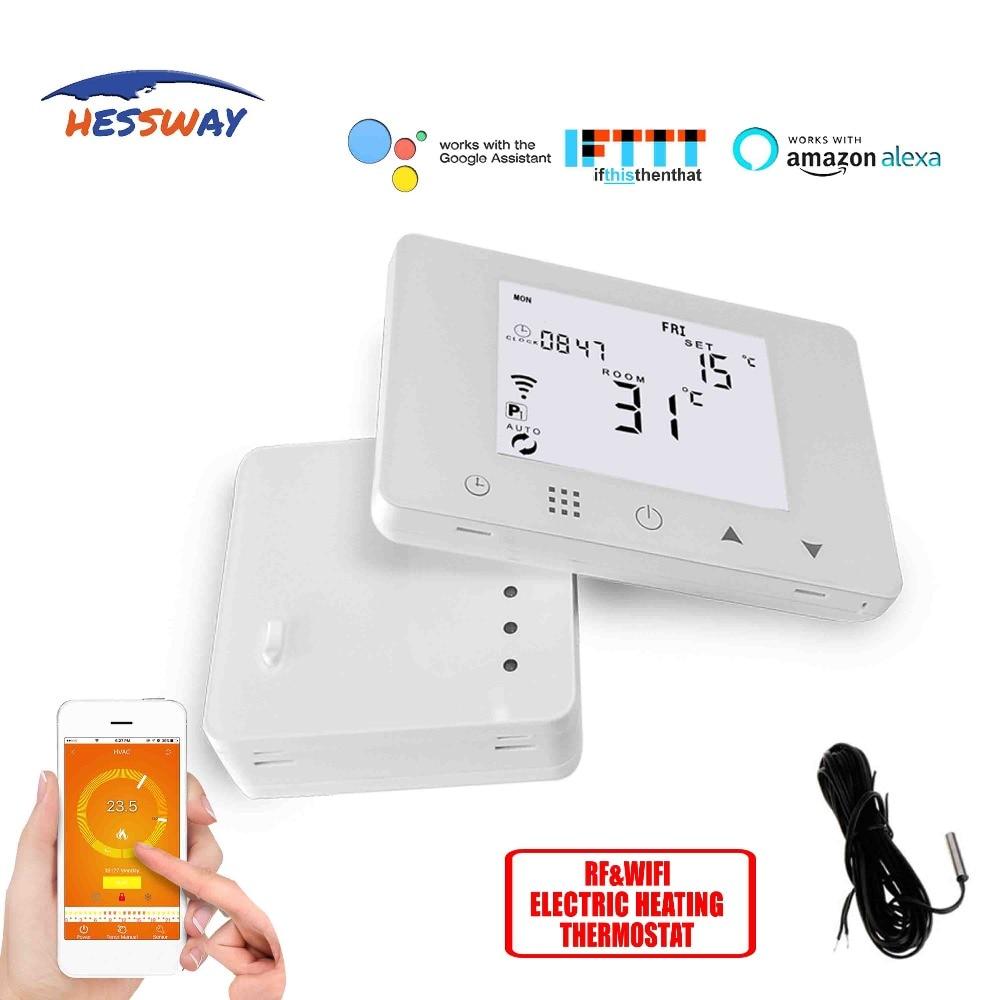 Controlador de Temperatura Wi-fi Painel Legal Hessway Tuya