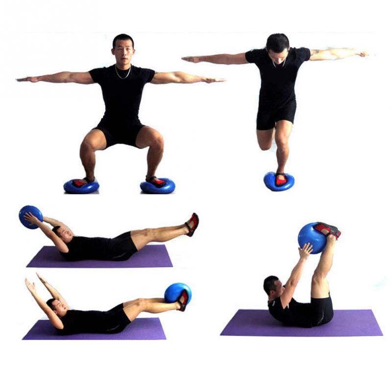 Yoga Massage Balance Cushion Exercise Balance Pad Pilates Cushion